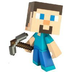 minecraft steve vinyl limited edition figure