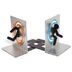 portal bookends subject aperture science going