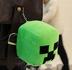 minecraft creeper monster plush keychain makes
