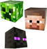 official minecraft exclusive steve creeper enderman