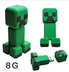 minecraft creeper monster flash drive makes
