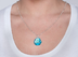 minecraft diamond pendant necklace makes great