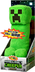 minecraft creeper plush figure sound display