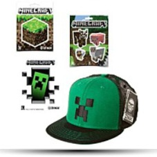 Green Creeper Premium Snap Back Hat