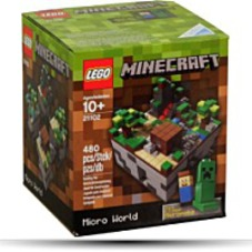 Minecraft 21102 Micro World
