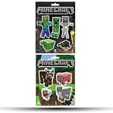 Minecraft Animals And Monster Sticker