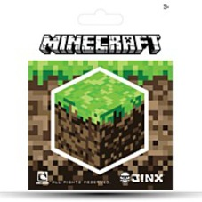 Minecraft Block Sticker