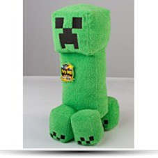 Minecraft Creeper 14 Inch Plush Toy