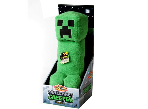 Minecraft Creeper 15 Plush