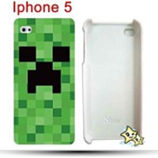 Buy Now Minecraft Creeper Iphone 5 Case