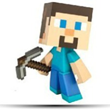Minecraft Steve Vinyl 6 Limited Edition