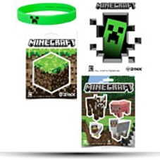 Stickers And Creeper Rubber Bracelet