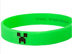 minecraft creeper bracelet great gift fans