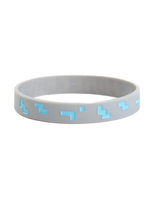 Minecraft Diamond Bracelet Medium