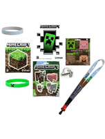 Minecraft Ultimate Gift Bundle 17 Total